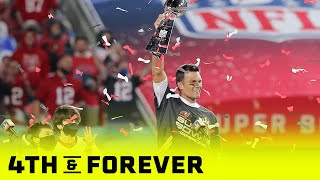 Mark Sanchez and Alex Smith Recap The Super Bowl & Talk Tom Brady's Legacy | 4th & Forever