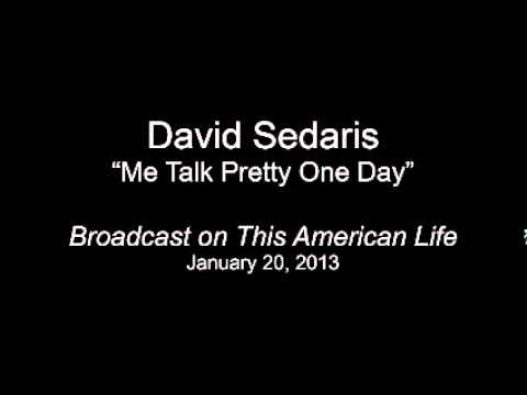 David Sedaris on his new guide of outdated diaries, plus a number of shit tales · Interview · The A.V. Membership