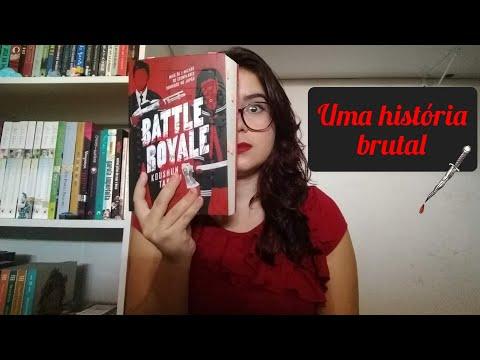 Resenha do livro Battle Royale | Uma história brutal