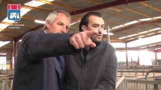 preview picture of video 'Cyril Lignac enregistre son émission Le Chef en France à Chateau-Gontier'