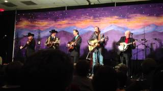 The Bluegrass Album Band - Head Over Heels in Love With You.