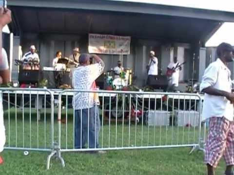 Crystal Rain Band Mister Magic Berkley Reunion Aug 4,2012