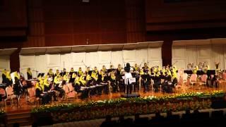 Finale Wind Orchestra 2012: 8. Tunku Kurshiah College