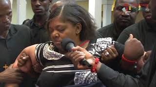 WE ENTERED THROUGH THE DREAM! CHURCH HURT & REJECTION.||PROPHETESS MATTIE NOTTAGE