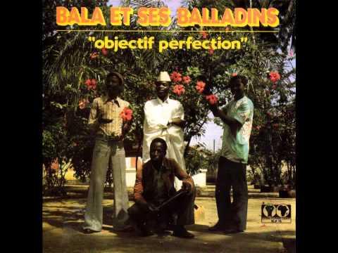 ''objectif perfection'' - Balla & ses Balladins 1980 (SLP 75) online metal music video by BALLA ET SES BALLADINS