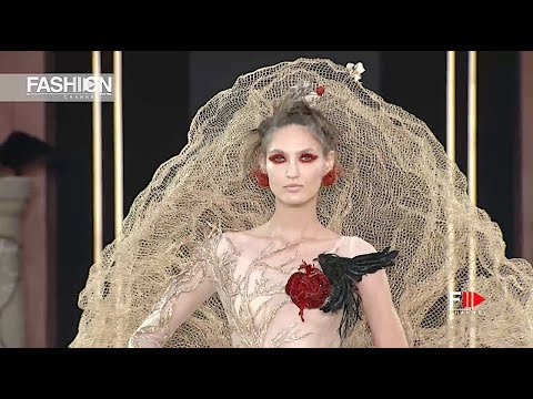 GUO PEI Haute Couture Fall 2019 Paris - Fashion Channel