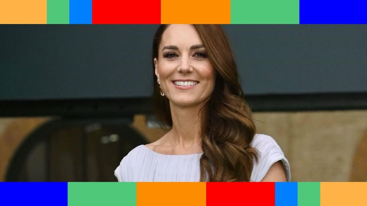Kate Middleton sublime en robe lavande  découvrez le prix de sa tenue pour la cérémonie Earthshot