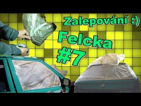 Event-VLOG #73 - Felcka - Zalepování :) (7/8)