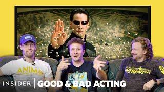 Corridor Crew's VFX Artists Break Down 6 Fight Scenes | Good & Bad Acting
