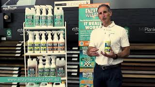 Enzyme Wizard Cleaning – Urine Stain & Odour Remover Training Video