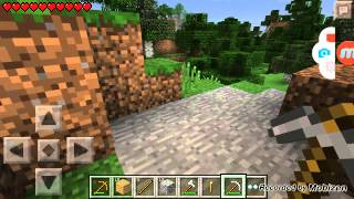 Minecraft pe let's play #1 ( Adem g )