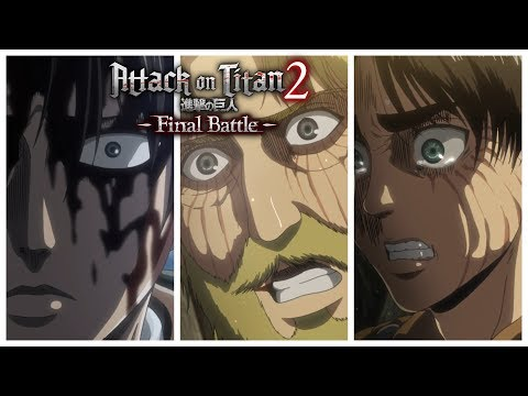 Attack on Titan 2: Final Battle - Official Game Opening (2019)
