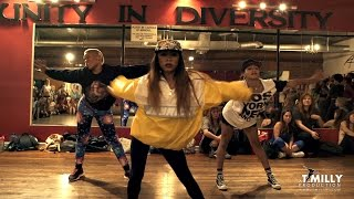 Nicki Minaj - Anaconda - Choreography by Tricia Miranda ft @kaelynnharris | @nickiminaj @timmilgram - Video Youtube