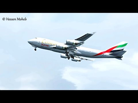 X-Plane 11 Plane Spotting At Cairo Airport Landings And Takeoff