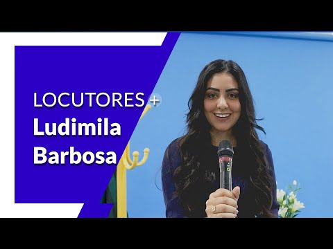 Ludimila Barbosa comemora os 70 anos da Rádio Aparecida!