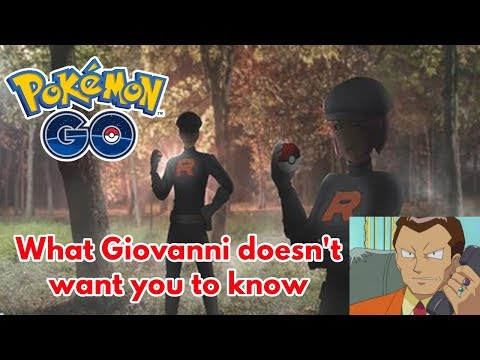 Pokemon GO Team Rocket Counters Simplified
