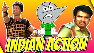 Indian Funniest Action Scenes | Angry Prash