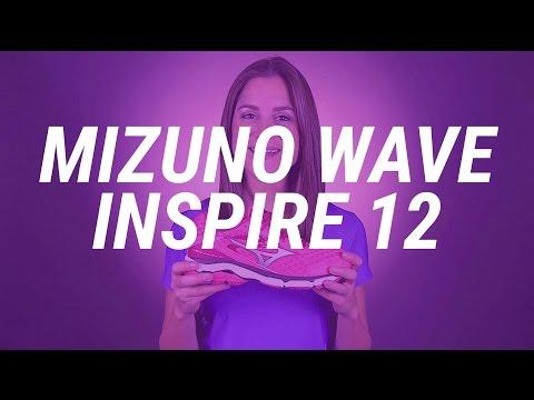 Fit Expert Review: Women's Mizuno Wave Inspire 12