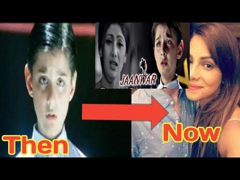 Blockbuster movie Jaanwar Child actor Latest look 2018 | Then and now Aditya Kapadia pictures |