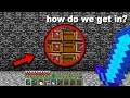 Breaking into the most SECURE Faction Vault on my Minecraft Server