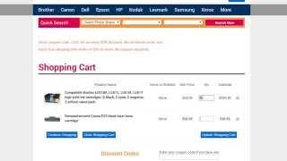 Easy steps to use Inkjet Star mobile website
