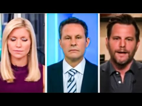 Dave Rubin Buries Himself In Illogical Hole on Fox & Friends