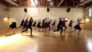 Don't let the sun steal you away - Bears Den | Rudy Abreu Choreography