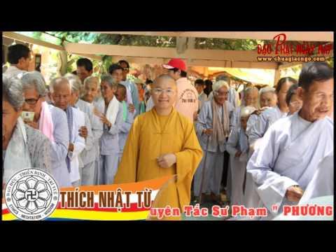 Sư Phạm Giáo Lý Phật Giáo: Phương pháp diễn dịch duyên khởi trong hoằng pháp (23/03/2006)
