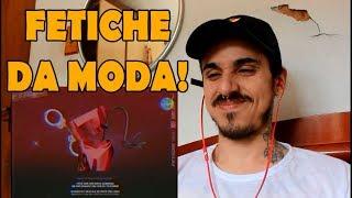 MODE$TIA   Fetiche [Lyric Video] (Prod. Kizzy)  REAÇÃO GRANAMC