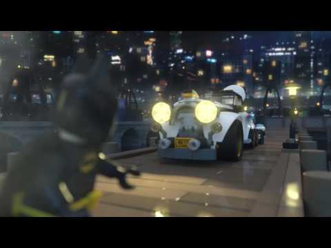 Vidéo LEGO The Batman Movie 70911 : La limo arctique du Pingouin