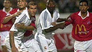 ملخص مباراة الاهلى وريال مدريد 1-0