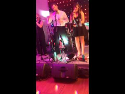 Proud Mary live from New Years Eve at Tortwort Court Hotel. Up The Function Party Band from Bristol