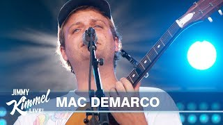 Mac DeMarco EXCLUSIVE Off Air Performances