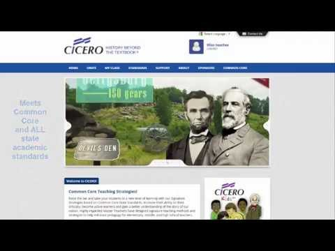 CICERO Overview