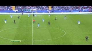 Комментатор Михаил Поленов отжигает на матче Real M. - Malaga