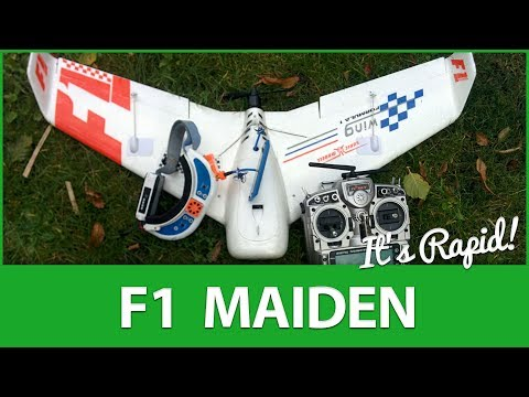 its-rapid--maiden-flight-sonicmodell-f1-fpv-racewing