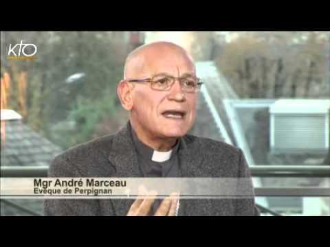 Mgr André Marceau - Diocèse de Perpignan