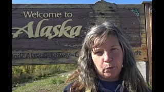 Goodbye to Alaska: Solo Female Travel RV Living