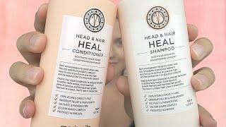 HONEST Maria Nila Head and Hair Heal Review - 2020