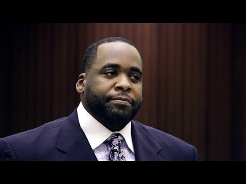 Sister claims Kwame Kilpatrick will be released from prison this week