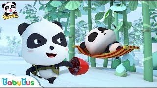 Real Panda and Fake Panda, Who is Real? | Super Panda Rescue Team | Panda Cartoon | BabyBus
