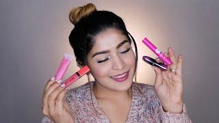 Top 10 Satin/Glossy Lipsticks In India | #10DaysOfTop10 | Shreya Jain