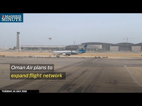 Oman Air plans to expand flight network