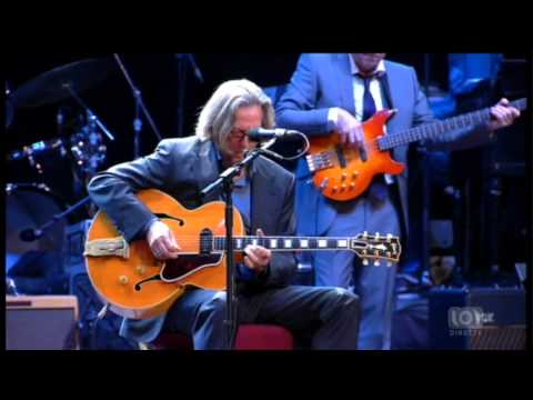 Eric Clapton - I Got The Same Old Blues - Prince's Trust Rock Gala 2010