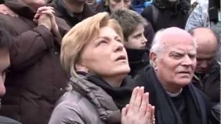 Apparizione a Mirjana 2 marzo 2011 a Medjugorje