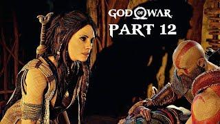 God Of War Walkthrough Part 12 - The Sickness | PS4 Pro Gameplay