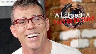 Steve-O - Wikipedia: Fact or Fiction?