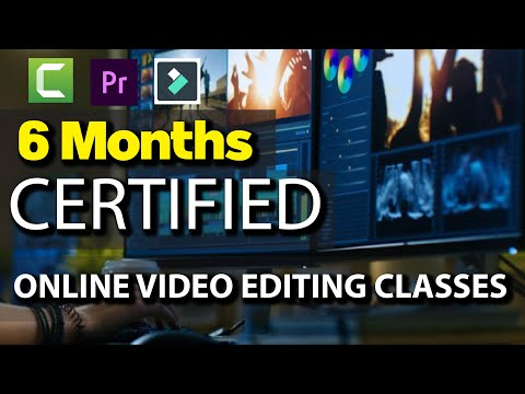 Free Online Video Editing Course