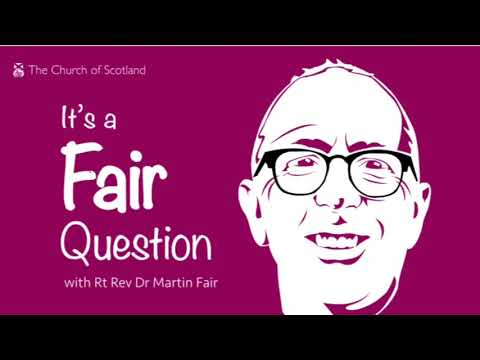 It's a Fair Question: God and Science