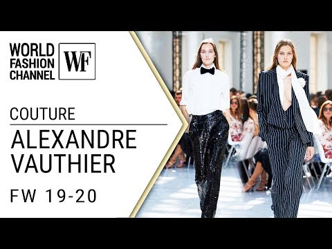 Alexandre Vauthier Couture Fall-winter 19-20